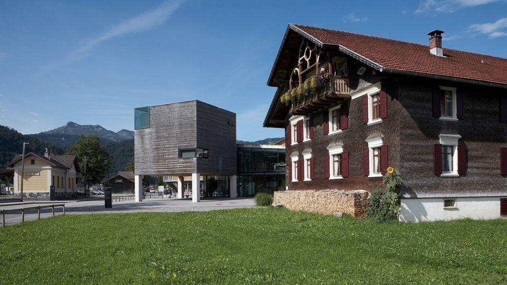 Architektur © Christoph Lingg_Bregenzerwald Tourismus