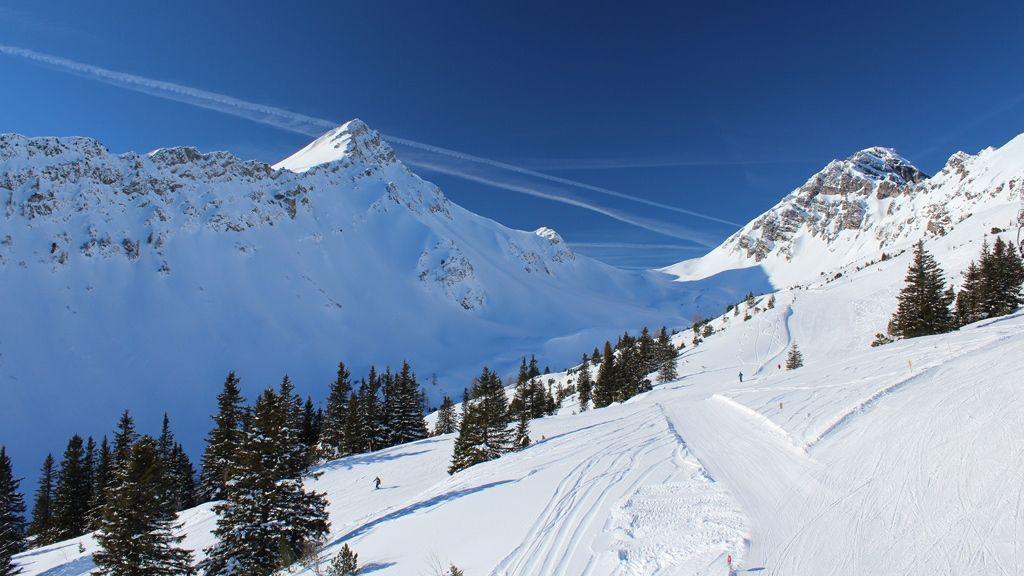 Skigebiet Brandnertal - Foto: Brandnertal Tourismus