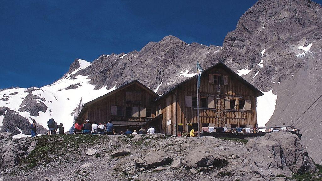 Totalp Hütte - Foto: Brandnertal Tourismus