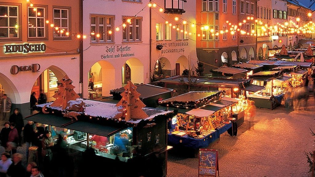 Christkindle Markt in Feldkirch - Fotograf: Archiv Feldkirch Tourismus