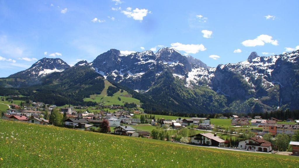 Abtenau im Sommer - © Tourismusverband Abtenau - abtenau-info.at