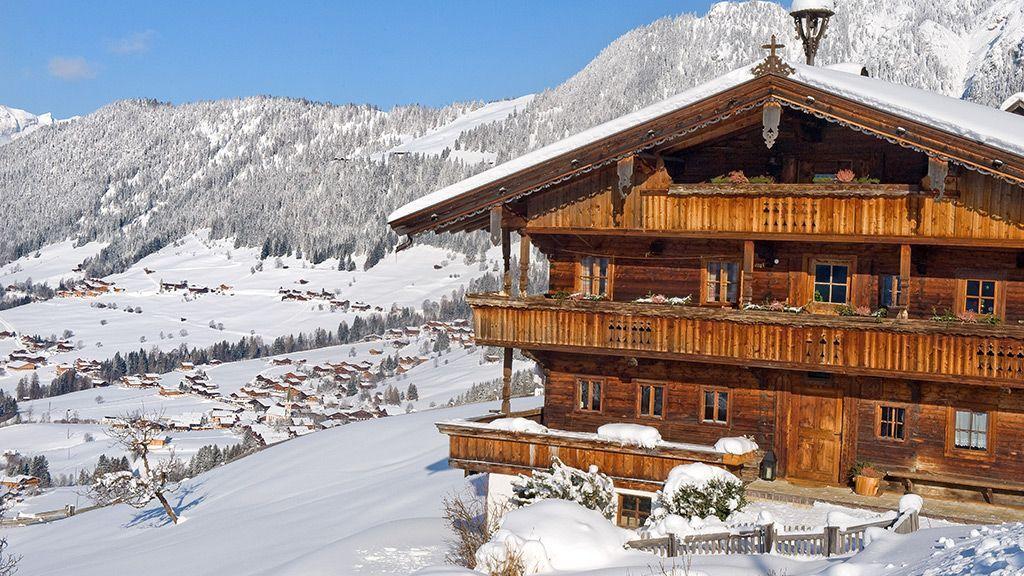 Alpbach im Winter - Copyright:Alpbachtal Seenland Tourismus