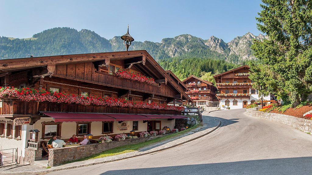 Alpbach im Sommer - Copyright:Alpbachtal Seenland Tourismus