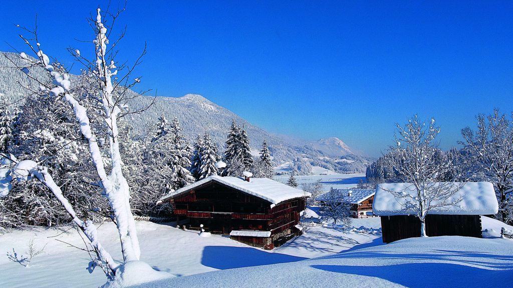 Winterstimmung - Foto: Alpbachtal Seenland Tourismus