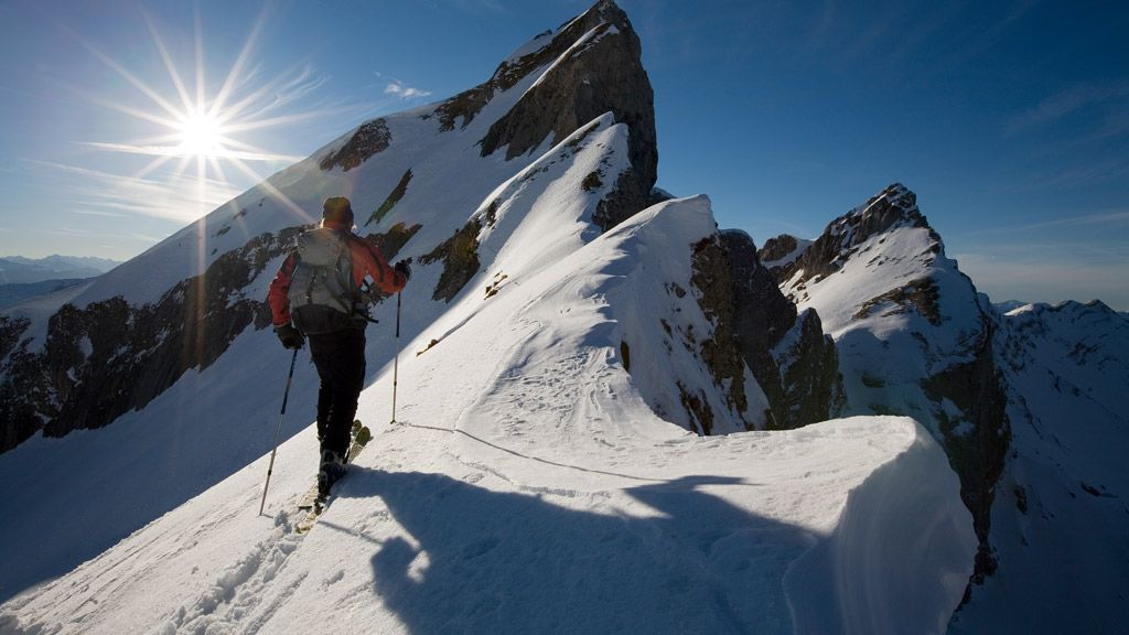 Skitour im Rofangebirge - Foto: Alpbachtal Seenland Tourismus