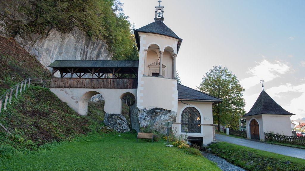 Österreich Kärnten Arnoldstein Kreuzkapelle_LIK Fotoakademie