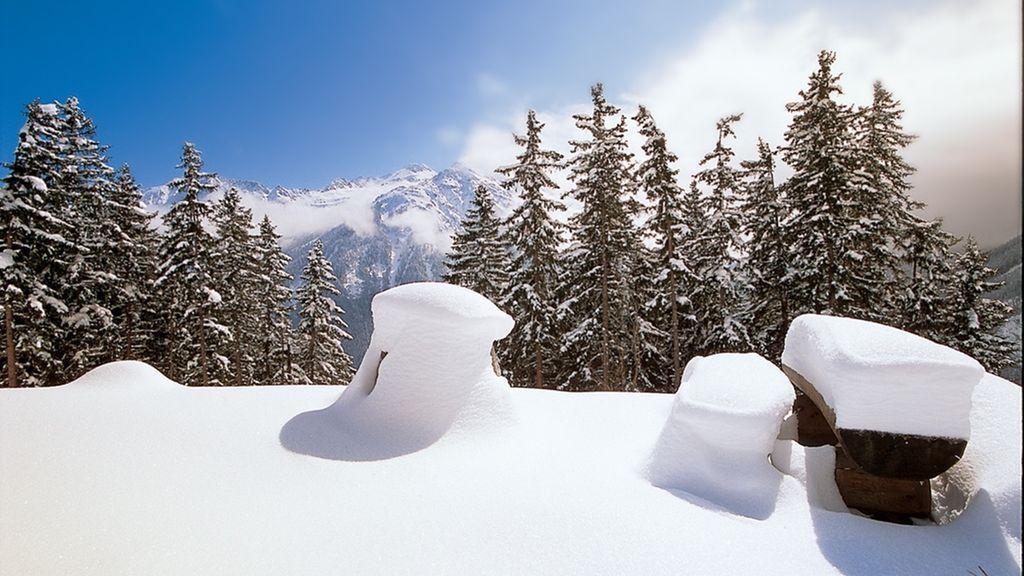 Atemberaubende Winterlandschaften