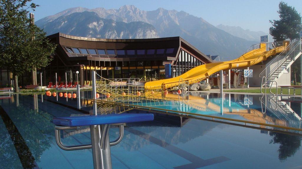 Axams Freizeitzentrum - Foto: Innsbruck Tourismus