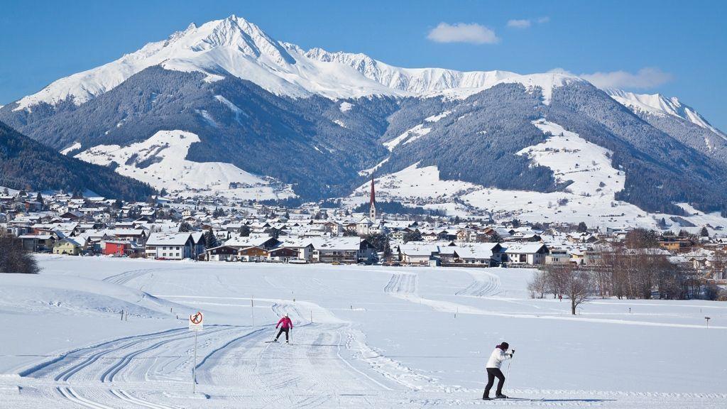 Langlaufen in Axams - Foto: Innsbruck Tourismus
