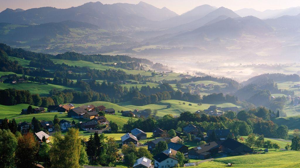 Bregenzerwald - Foto: Popp & Hackner / Vorarlberg Tourismus