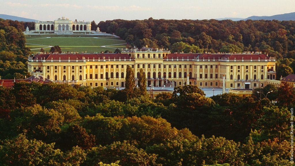 Schloss Schönbrunn  ©WienTourismus/Manfred Horvath