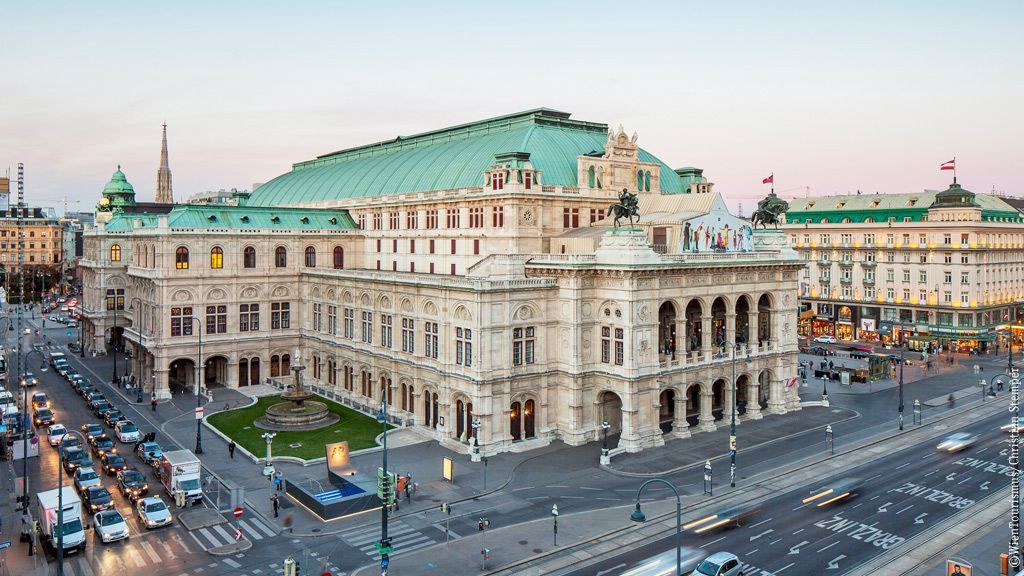 Wiener Staatsoper  ©WienTourismus/Christian Stemper