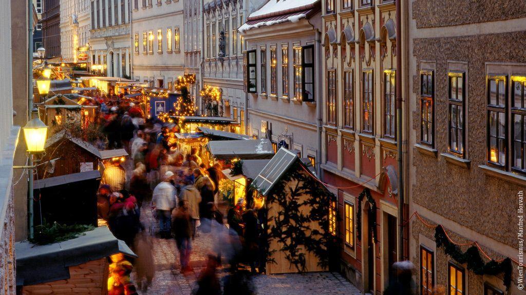 Weihnachtsmarkt am Spittelberg ©WienTourismus/Manfred Horvath