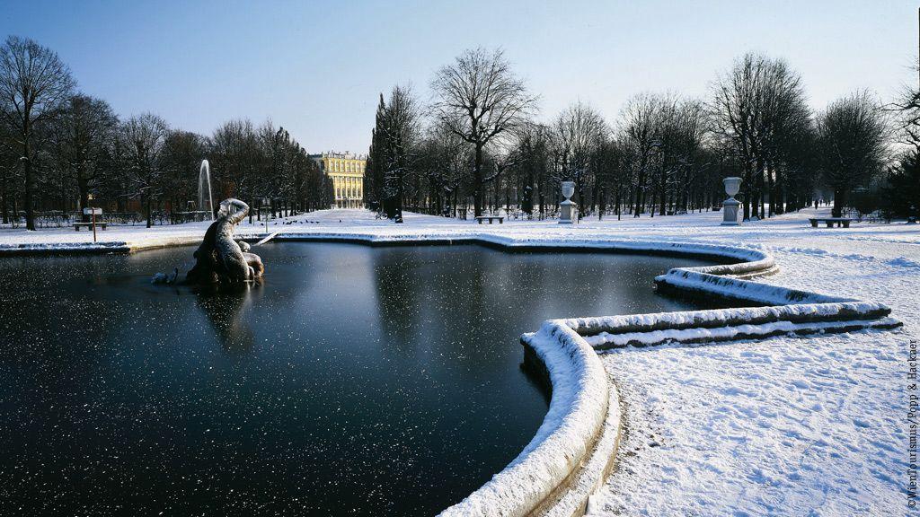 Schloss Schönbrunn ©WienTourismus/Popp & Hackner