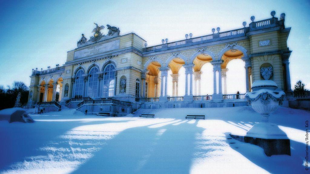 Schloss Schönbrunn, Gloriette ©WienTourismus/Robert Kalb