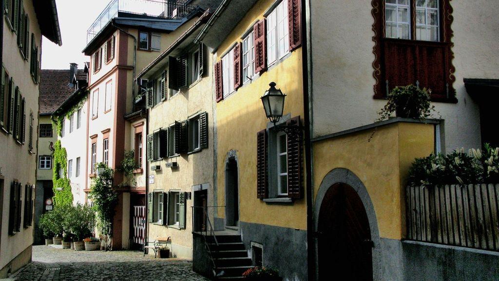 Oberstadt (c) Curt Huber/Bregenz Tourismus & Stadtmarketing