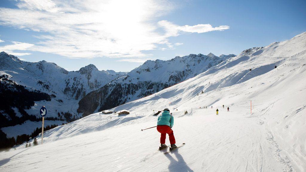 Skifahren im Alpbachtal - Copyright:Alpbachtal Seenland Tourismus
