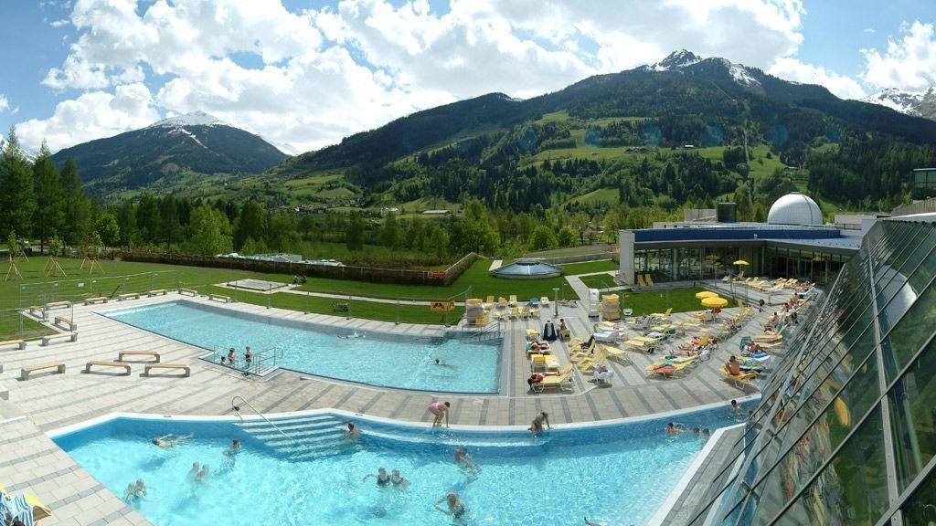 Therme im Sommer - © Gasteinertal Tourismus GmbH