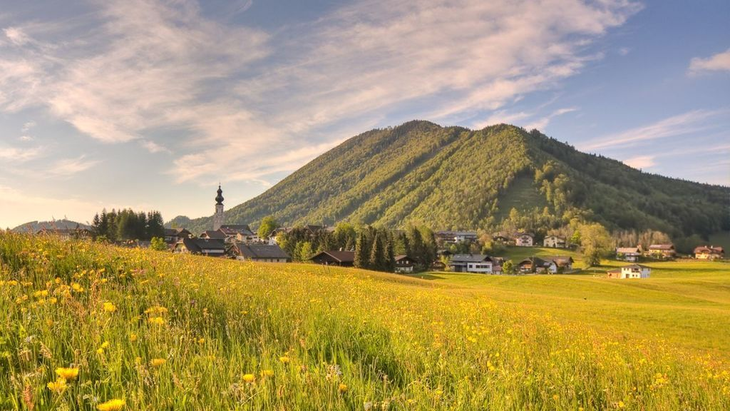 Faistenau im Mai - Faistenau Salzburg