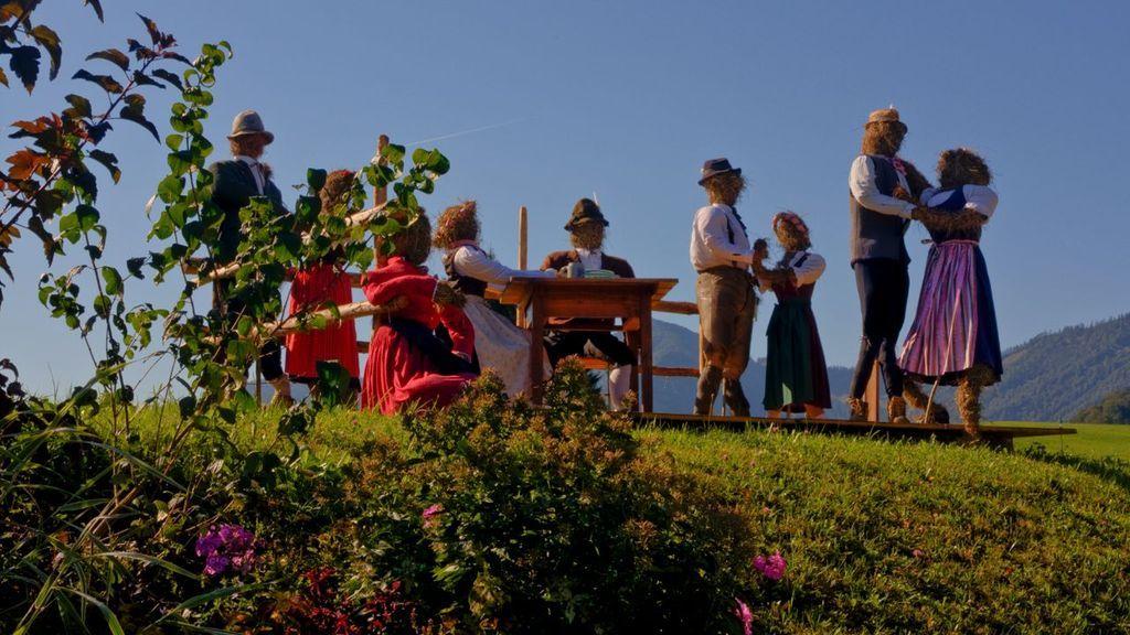 Bauernherbst-Dorffest in Faistenau - Faistenau Salzburg
