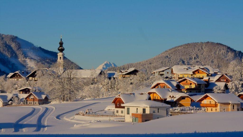 Faistenau in winter - Faistenau Salzburg