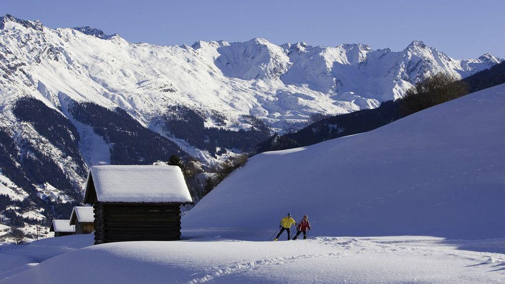 Skilanglauf bei Fiss - Copyright: lightwalk.de