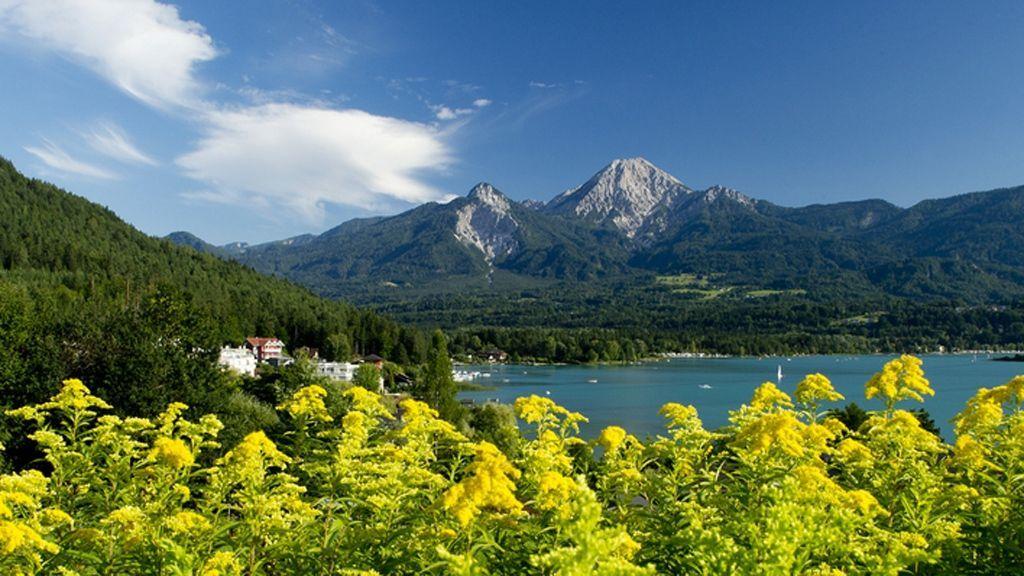 Sommer am Faakersee Kärnten Werbung, Fotograf: Zupanc