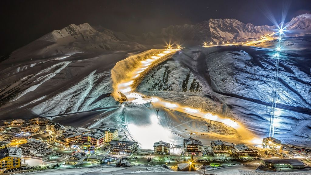 Nachtskifahren im Kühtai - Foto: Innsbruck Tourismus