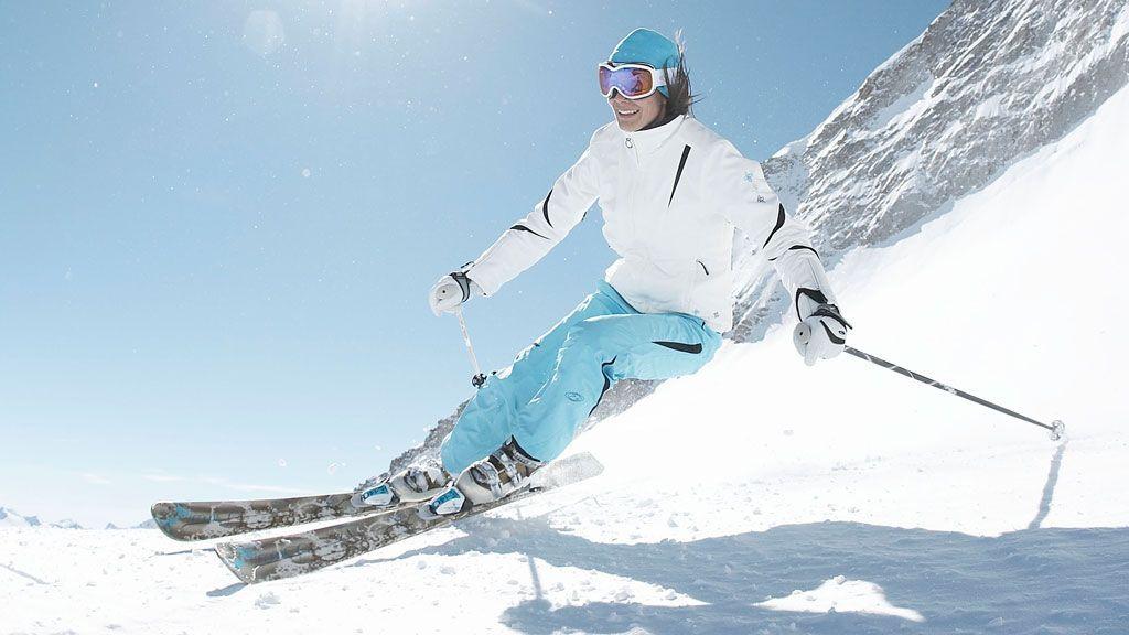 Skifahren in Fieberbrunn - Foto: TVB PillerseeTal