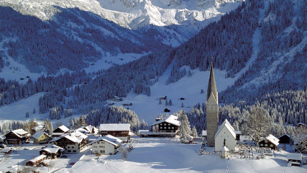 Mittelberg - © Kleinwalsertal Tourismus eGen