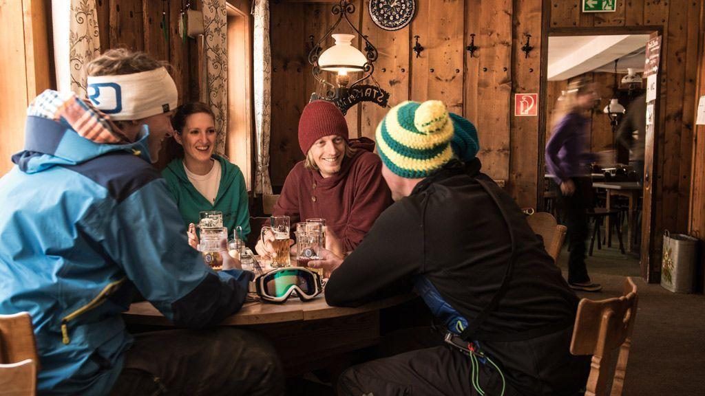 Après Ski - © Kleinwalsertal Tourismus eGen
