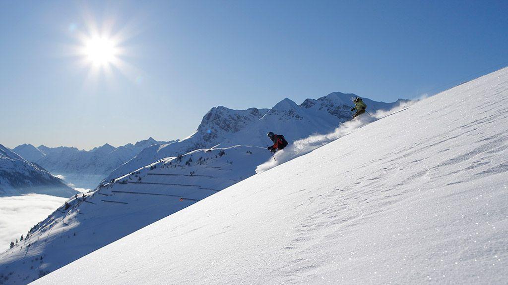Skifahren im Bregenzerwald - © Adolf Bereuter/Bregenzerwald Tourismus - Bregenzerwald Vorarlberg