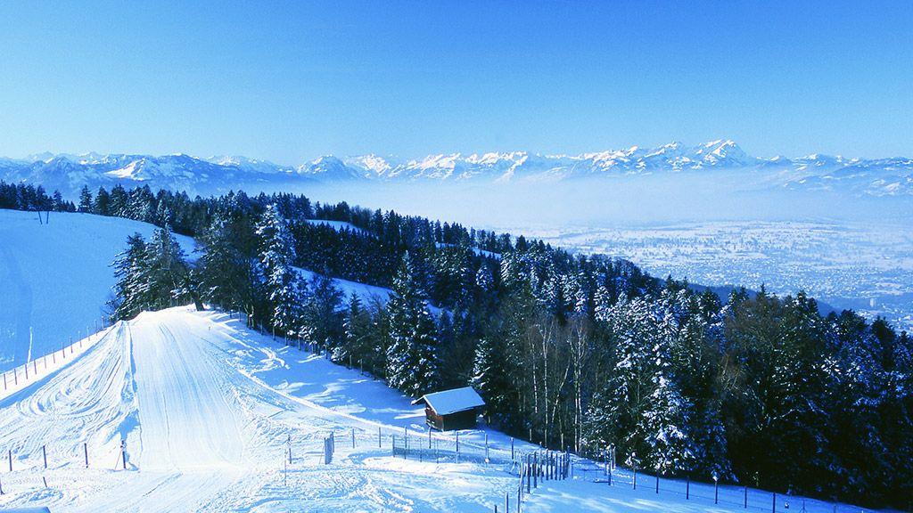 Ausblick vom Pfänder © Archiv Bodensee-Vorarlberg Tourismus - Bodensee-Vorarlberg Vorarlberg
