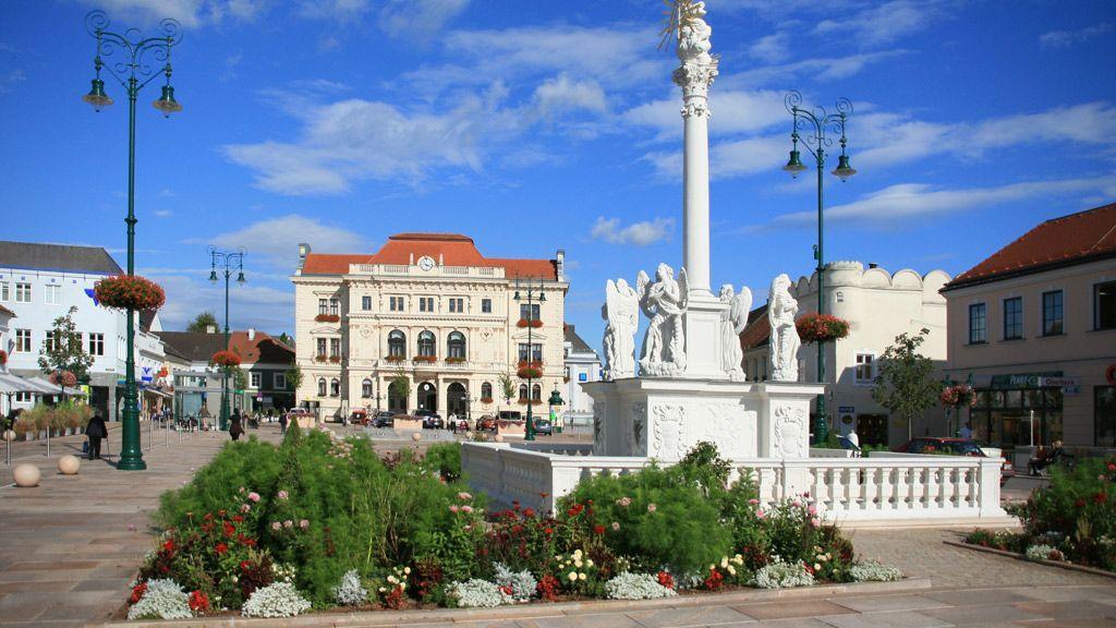 Hauptplatz, Tulln an der Donau - (c) Stadtgemeinde Tulln