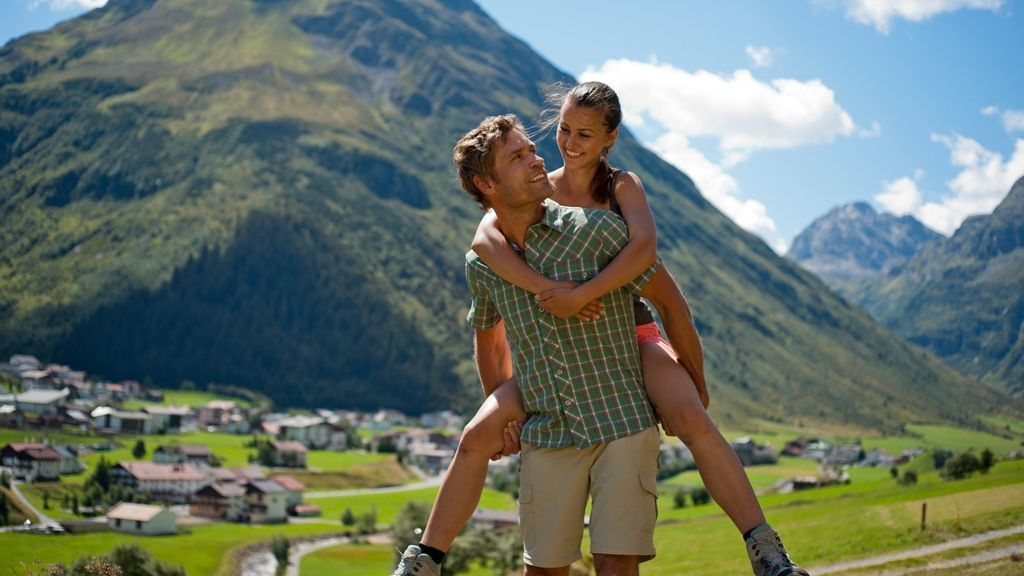 Galtür im Sommer © Tourismusverband Paznaun – Ischgl
