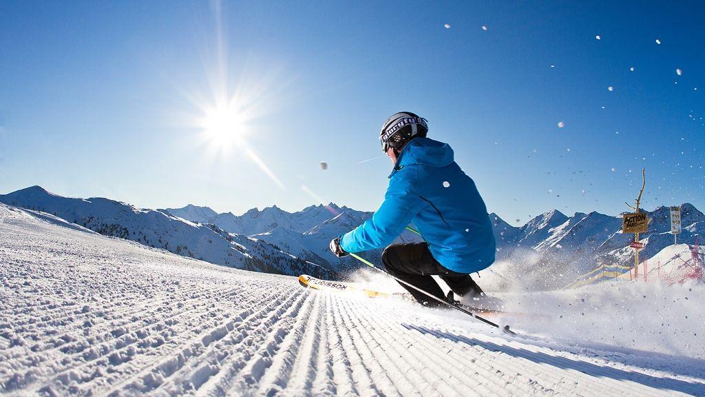 Skifahren in Gerlos - Foto: Zillertal Arena