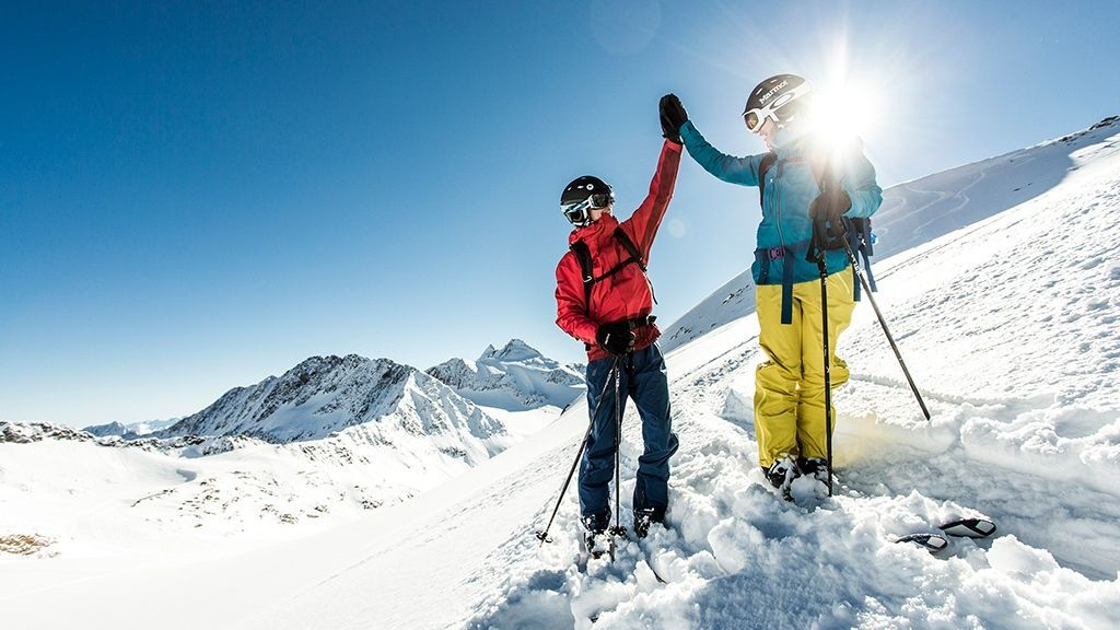Stubaier Gletscher  - © TVB Stubai Tirol / Christoph Schöch