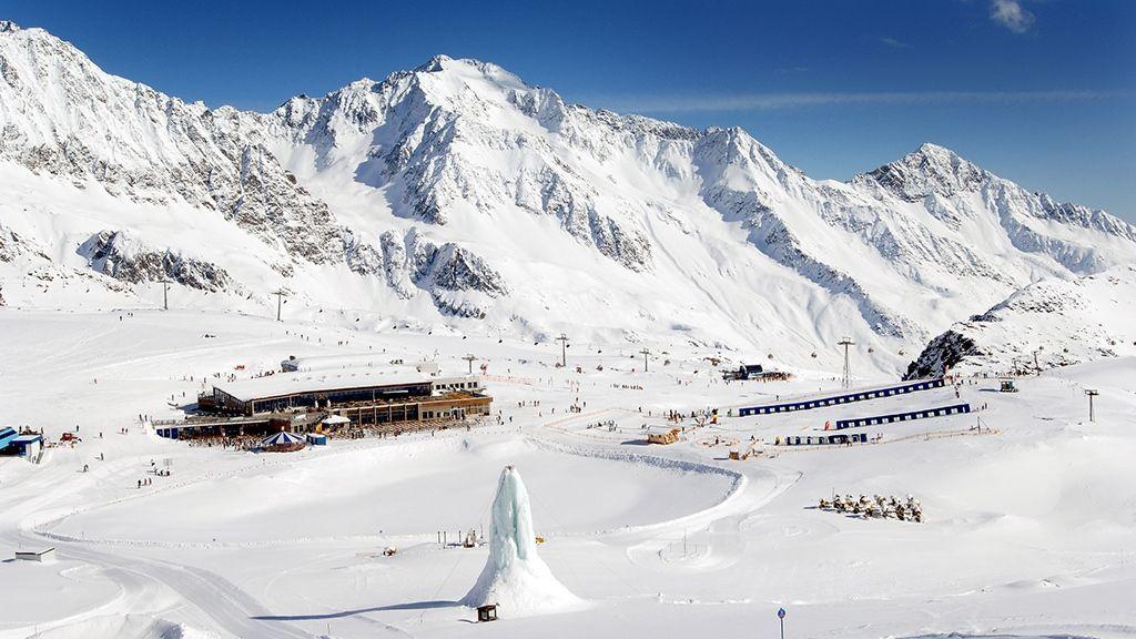 Stubaier Gletscher  - © TVB Stubai Tirol