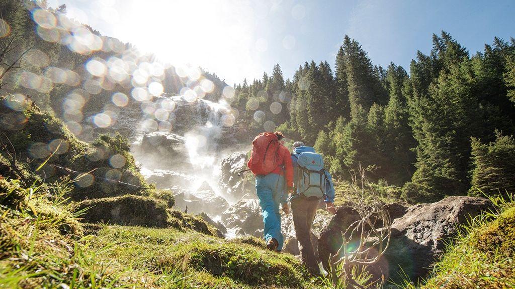 Wandern im Stubaital  - © TVB Stubai Tirol  / Andre Schönherr