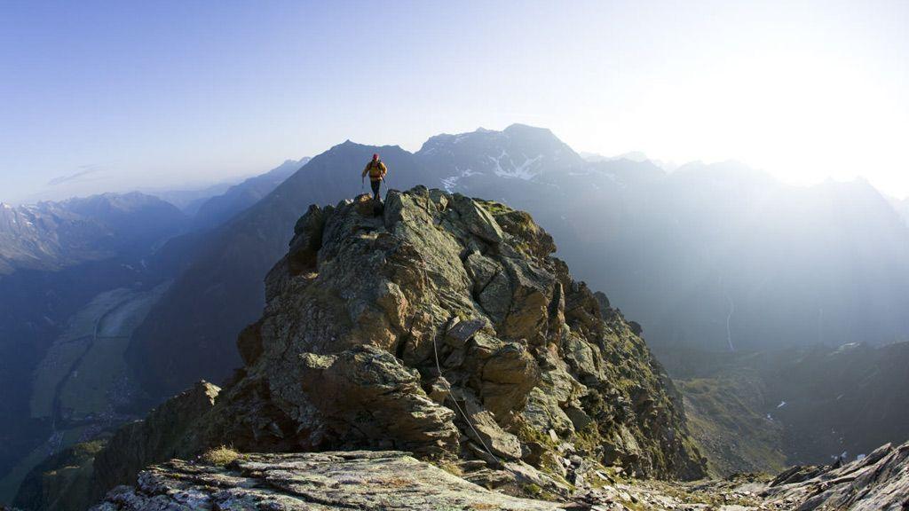 Gamskogel - Foto: Ötztal Tourismus/Bernd Ritschel