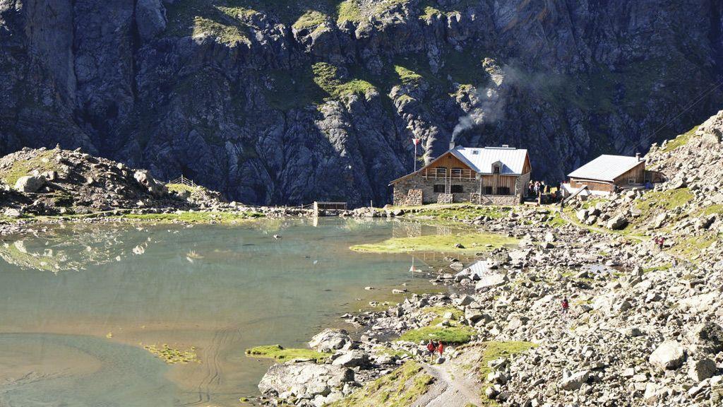 Gletscherpanorama Marsch - Foto: Ötztal Tourismus/Ewald Schmid