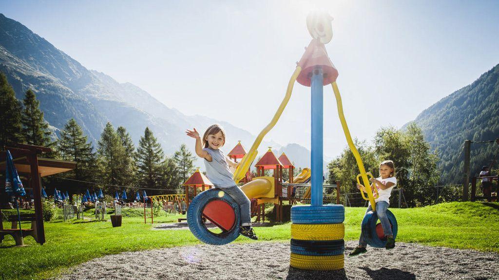 Funpark - Foto: Ötztal Tourismus/Christoph Schöch