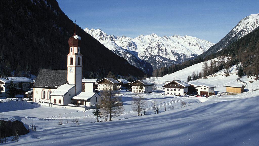 Gries bei Laengenfeld Tirol