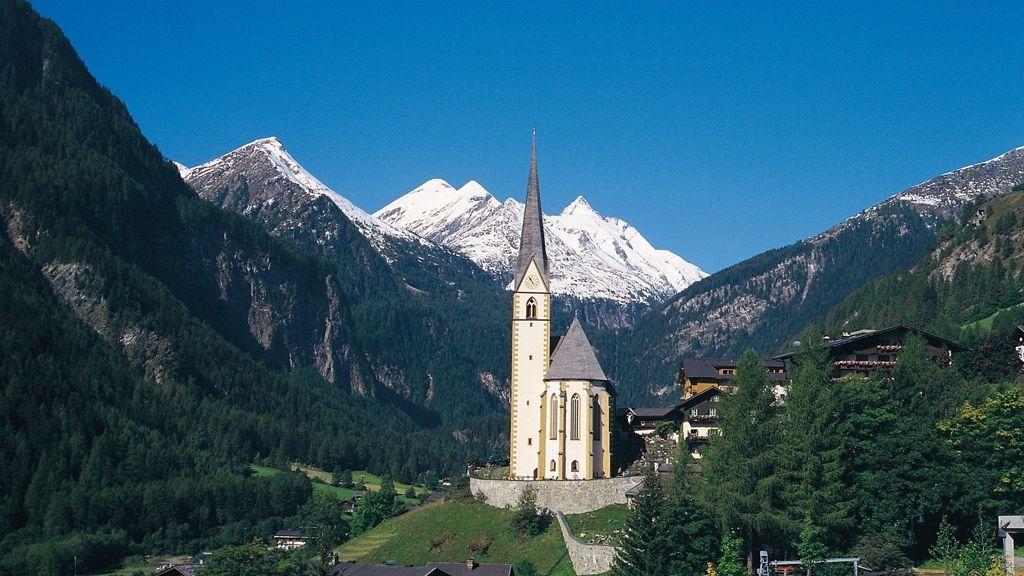 Kirche Heiligenblut - © Kärnten Werbung