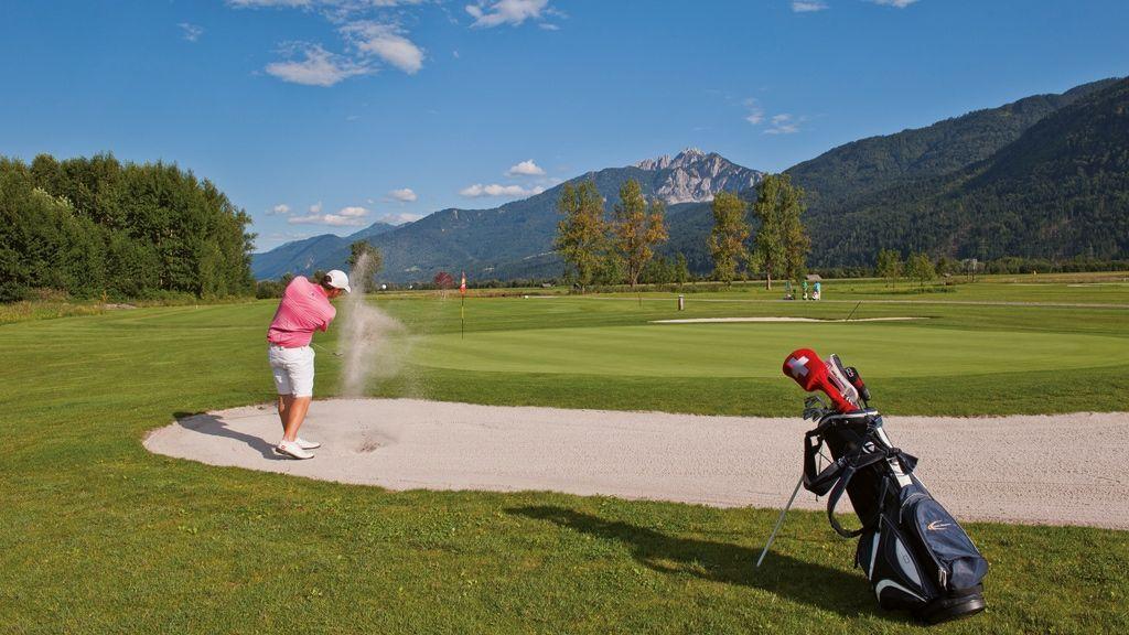 Golfen am Nassfeld © KIG Karnische Incoming GmbH