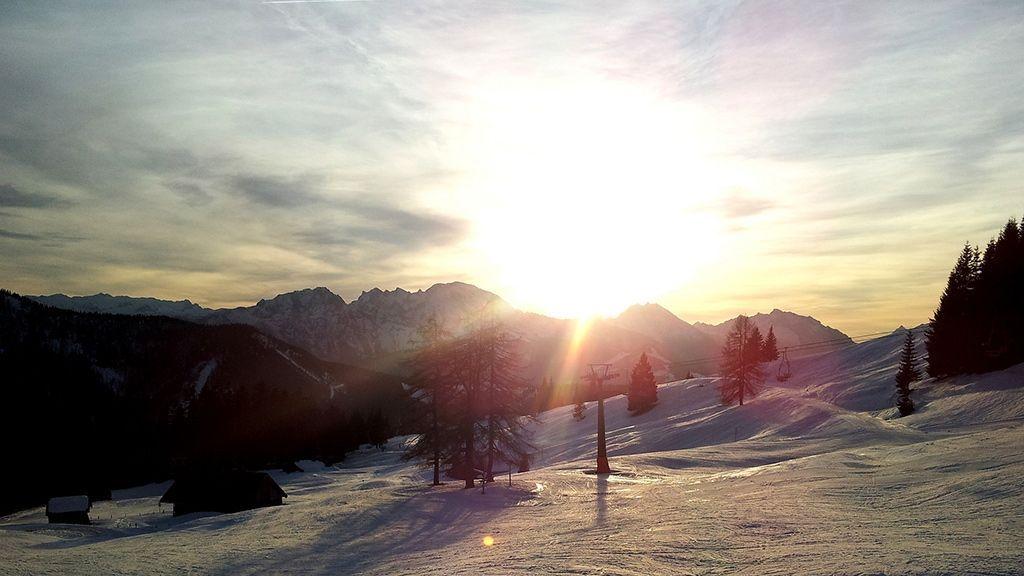 Skifahren in Gaissau-Hintersee - Foto: Gaissau-Hintersee