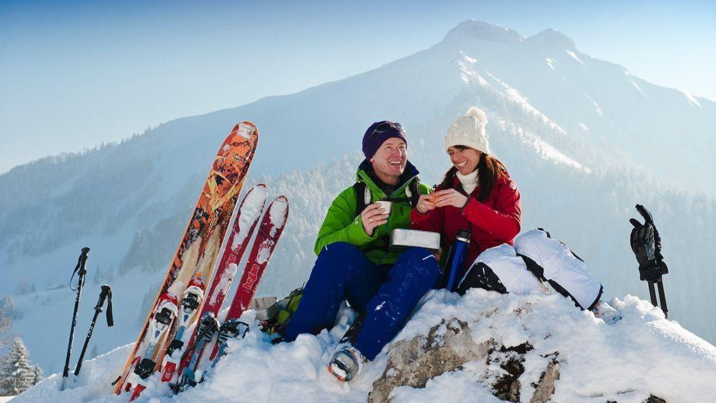 Skitouren in der Region Gaissau-Hintersee - Foto: Gaissau-Hintersee