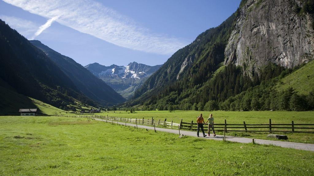 Mayrhofen - Hippach - Foto: Mayrhofen