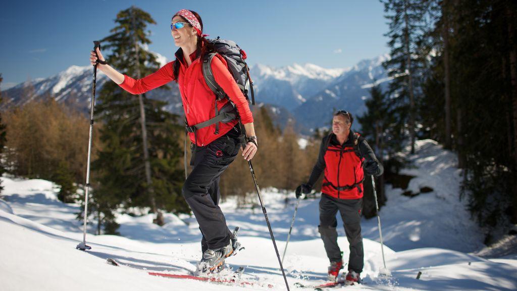 Auch Skitouren rund um Imst können wir nur wärmstens empfehlen! - Imst Tirol