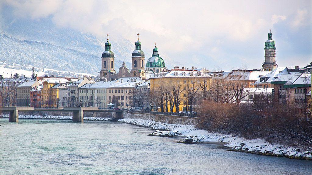 Die Altstadt am Inn - © Innsbruck Tourismus - Innsbruck Tirol